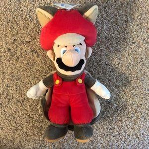 2013 Super Mario Bros U Flying Squirrel